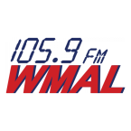 WMAL 105.9 FM 630 FM USA, Washington