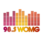 98.5 WOMG 98.5 FM United States of America, Columbia