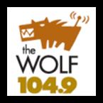 104.9 The Wolf 104.9 FM Canada, Regina