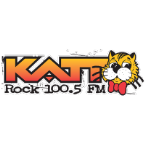 Rock 100.5 The KATT 100.5 FM United States of America, Oklahoma City