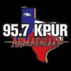 95.7 The Armadillo 95.7 FM United States of America, Amarillo
