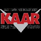 KAAR 92.5 FM USA, Butte