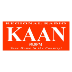 95.5 Regional Radio KAAN 95.5 FM United States of America, Bethany