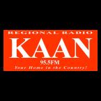 95.5 Regional Radio KAAN 95.5 FM USA, Bethany