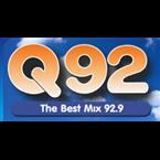 Q 92.9 92.9 FM USA, Logan