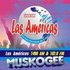 Las Americas Muskogee 1490 AM United States of America, Tulsa