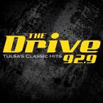 92.9 The Drive 92.9 FM USA, Tulsa
