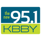 The New 95.1 KBBY 95.1 FM USA, Ventura