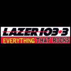 LAZER 103.3 103.3 FM USA, Des Moines
