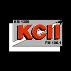 KCII-FM 106.1 FM USA, Washington