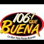 Que Buena 106.7 FM United States of America, Odessa