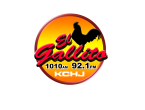 El Gallito 1010 AM USA, Delano