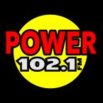 Power 102.1 102.1 FM United States of America, Los Molinos