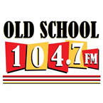 Old School 104.7 104.7 FM USA, Oxnard