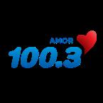 Amor 100.3 100.3 FM USA, San Francisco de Macorís