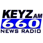 KEYZ 660 AM USA, Williston