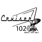 Cruiser 102 102.5 FM USA, Devils Lake