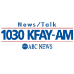 News Talk 1030 KFAY-AM 1030 AM USA, Farmington