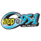 KHOP @ 95-1 95.1 FM USA, Oakdale