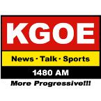 KGOE - NEWS TALK SPORTS 1480 AM USA, Eureka