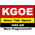 KGOE - NEWS TALK SPORTS 1480 AM USA, Eureka