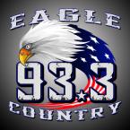 93.3 Eagle Country 93.3 FM USA, Missoula
