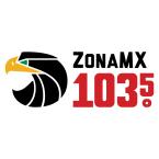 Zona MX 103.5 103.5 FM USA, Las Vegas