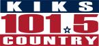 KIKS-FM 101.5 FM United States of America, Iola