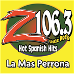 La Zeta 106.3 FM USA, Little Rock