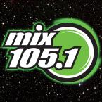 My Mix 105.1 105.1 FM USA, Albuquerque
