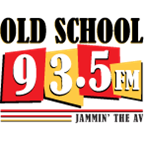 Old School 93.5 93.5 FM United States of America, Rosamond
