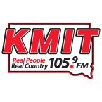 KMIT 105.9 FM United States of America, Mitchell