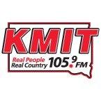 KMIT 105.9 FM USA, Mitchell