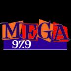 Mega 97.9 97.9 FM United States of America, Fresno