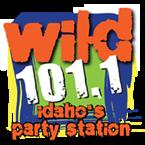 Wild 101 101.1 FM USA, Boise
