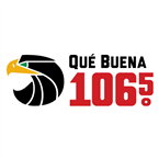 Qué Buena 106.5 106.5 FM USA, San Diego