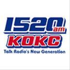 News Talk KOKC 1520 AM United States of America, Oklahoma City