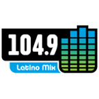 Latino Mix 104.9/93.3 104.9 FM USA, Galveston