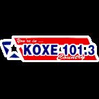 KOXE 101.3 FM United States of America, Brownwood