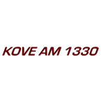 KOVE 1330 AM USA, Lander