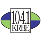 104.1 KRBE 104.1 FM USA, Galveston