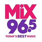 Mix 96 96.5 FM USA, Tulsa