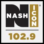 NASH Icon 102.9 102.9 FM United States of America, Topeka