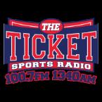 The Ticket 100.7 FM & 1340 AM 1340 AM USA, Shreveport