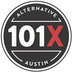 101X 101.5 FM United States of America, Austin