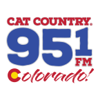 Cat Country 95.1 95.1 FM United States of America, Colorado Springs
