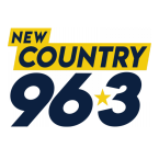 New Country 96.3 96.3 FM United States of America, Dallas