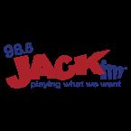 98.5 Jack FM 98.5 FM United States of America, Topeka