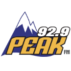92.9 Peak FM 92.9 FM United States of America, Colorado Springs