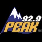 92.9 Peak FM 92.9 FM USA, Colorado Springs